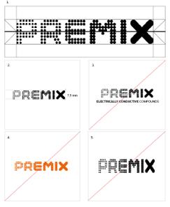 Premix logo instructions 2