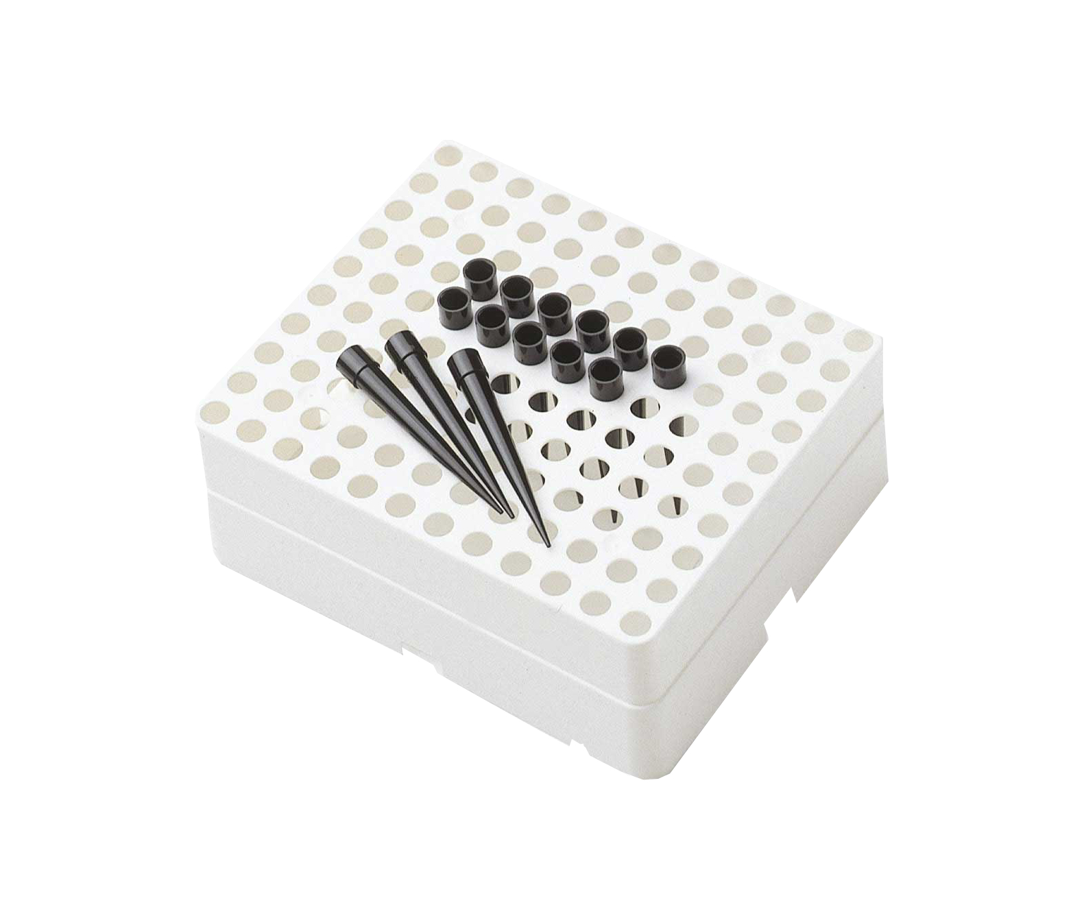 Borealis Bormed BJ868MO as a base for a new electrically conductive compound used in high precision pipettes.  Photo: © Premix Group